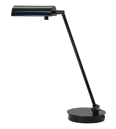 House of Troy Generation 1 Light Table Lamp in Black G150-BLK photo