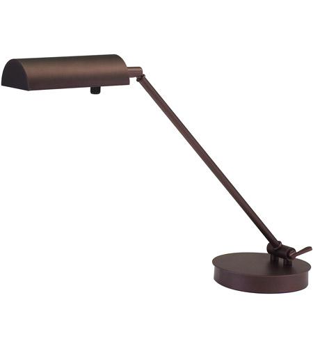 House of Troy G150-CHB Generation 12 inch 50 watt Chestnut Bronze Table Lamp Portable Light photo