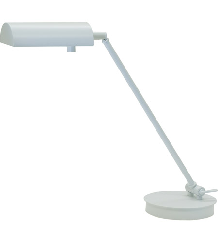 House of Troy G150-WT Generation 12 inch 50 watt White Table Lamp Portable Light photo