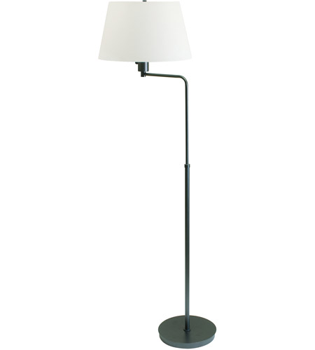 House of Troy Generation 1 Light Floor Lamp in Granite G200-GT photo