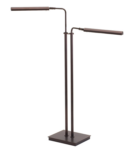 House of Troy Generation LED Floor Lamp in Hammered Bronze G300-2-HB photo