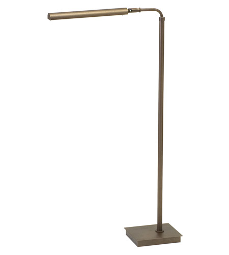 House of Troy Generation LED Floor Lamp in Hammered Bronze G300-HB photo
