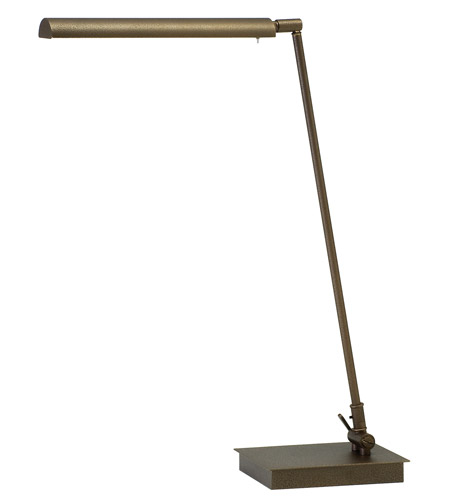 House of Troy Generation LED Table Lamp in Hammered Bronze G350-HB photo