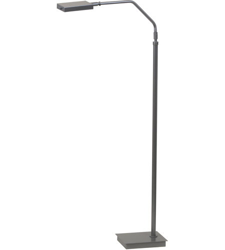 House of Troy G500-PG Generation 42 inch 6.8 watt Platinum Gray Floor Lamp Portable Light photo