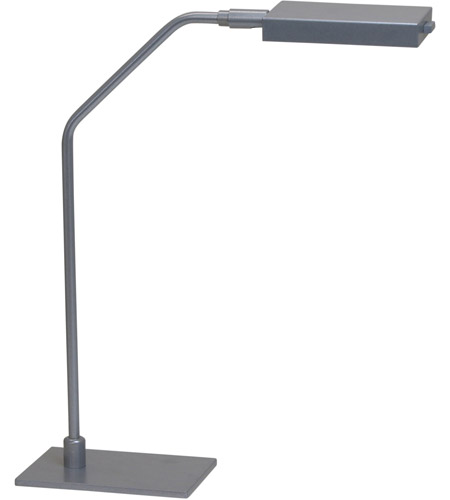 House of Troy G550-PG Generation 17 inch 6.8 watt Platinum Gray Table Lamp Portable Light photo