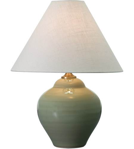 House of Troy GS130-CG Scatchard 22 inch 150 watt Celadon Table Lamp Portable Light photo