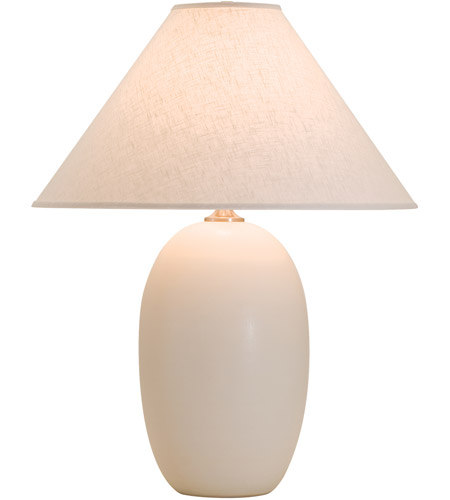 House of Troy GS150-WM Scatchard 29 inch 250 watt White Matte Table Lamp Portable Light photo