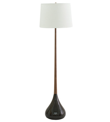 House of Troy GS500-WABR Scatchard 61 inch 250 watt Oil Rubbed Bronze Floor Lamp Portable Light in Brown Gloss photo