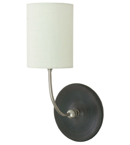 House of Troy GS775-SNBM Scatchard 1 Light 6 inch Black Matte Wall Lamp Wall Light photo
