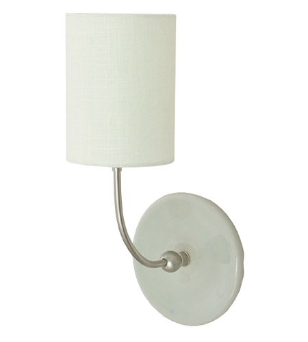House of Troy GS775-SNGG Scatchard 1 Light 6 inch Gray Gloss Wall Lamp Wall Light photo