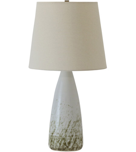 House of Troy GS850-DWG Scatchard 26 inch 100 watt Decorated White Gloss Table Lamp Portable Light photo