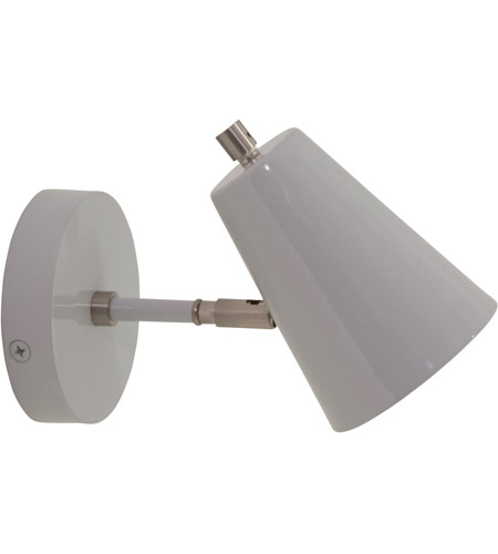House of Troy K175-GR Kirby LED 5 inch Gray Wall Lamp Wall Light photo