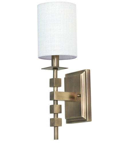 House of Troy Lake Shore 1 Light Wall Lamp in Antique Brass LS204-AB photo
