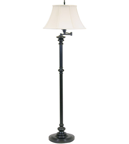 House of Troy Newport 1 Light Floor Lamp in Oil Rubbed Bronze N604-OB photo
