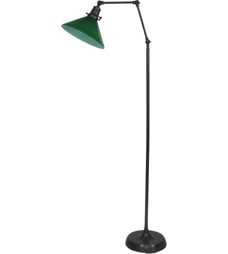 House of Troy OT600-OB-GR Otis 49 inch 60 watt Oil Rubbed Bronze Floor Lamp Portable Light photo
