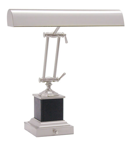 House of Troy Piano/Desk Lamp Satin Nickel Table Lamps P14-501-52 photo