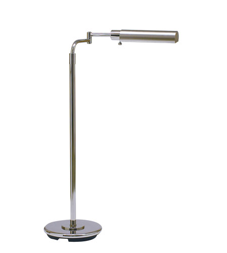 House of Troy Home and Office 1 Light Floor Lamp in Chrome PH100-62-F photo