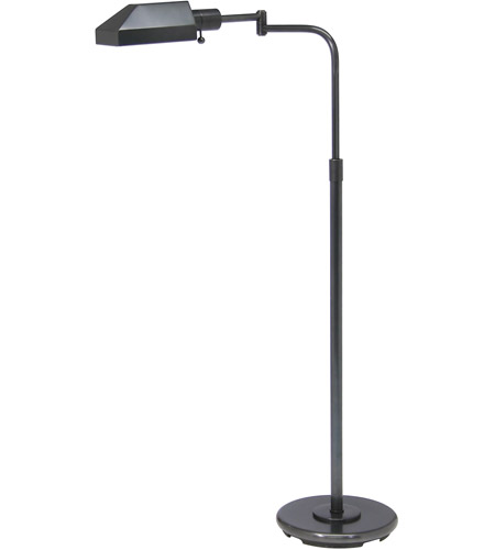 House of Troy PH100-91-J Home/Office 34 inch 100 watt Oil Rubbed Bronze Floor Lamp Portable Light in 8.25 x 3.75 photo