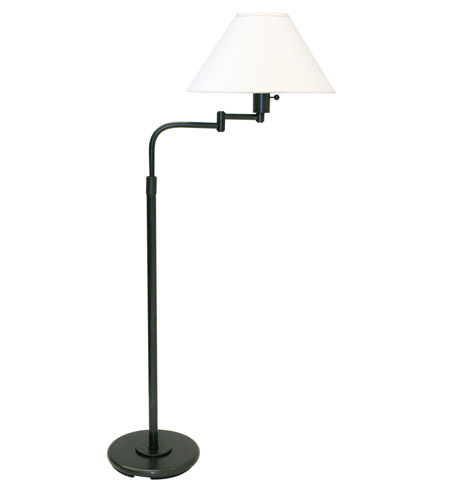 House of Troy Home and Office 1 Light Floor Lamp in Oil Rubbed Bronze PH101-91 photo