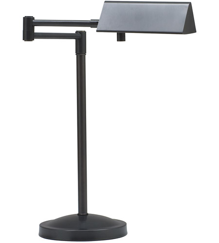 House of Troy PIN450-OB Pinnacle 16 inch 50 watt Oil Rubbed Bronze Table Lamp Portable Light photo