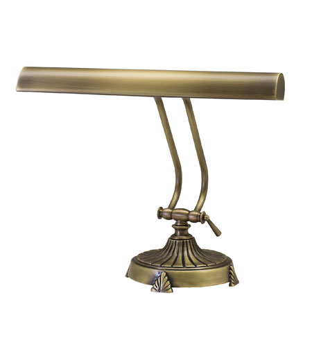 House of Troy Piano/Desk Lamp Antique Brass Table Lamps PLED202-AB photo