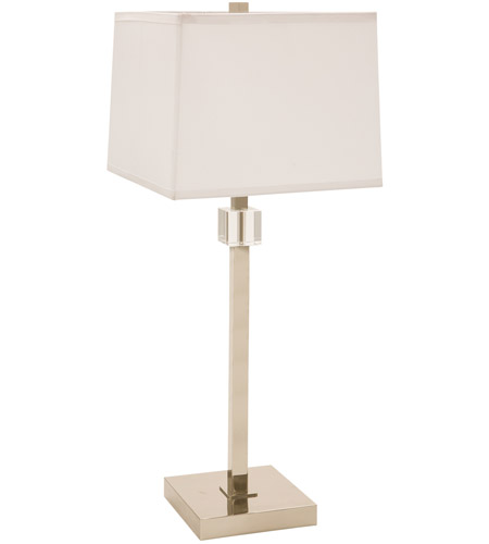 House of Troy S950-PN Somerset 28 inch 150 watt Polished Nickel Table Lamp Portable Light photo