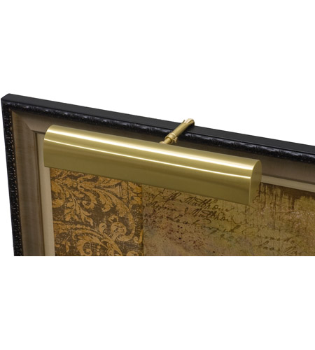 House of Troy T18-51 Classic Traditional 80 watt 18 inch Satin Brass Picture Light Wall Light photo