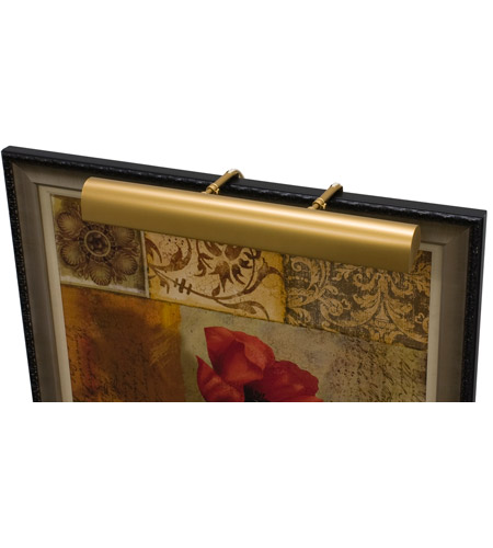 House of Troy T21-1 Classic Traditional 120 watt 21 inch Gold Picture Light Wall Light photo