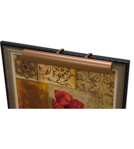 House of Troy T24-5 Classic Traditional 120 watt 24 inch Bronze Picture Light Wall Light photo