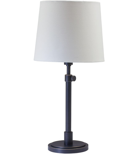 House of Troy TH750-OB Townhouse 23 inch 100 watt Oil Rubbed Bronze Table Lamp Portable Light photo