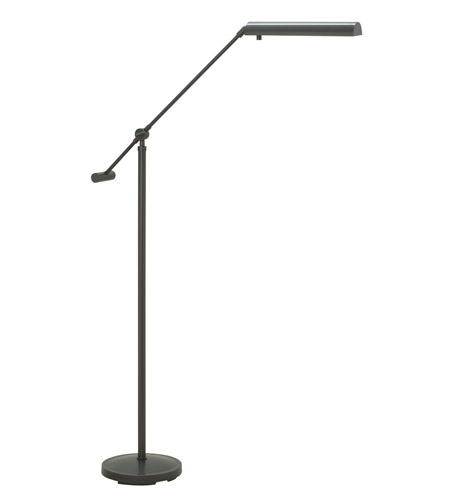 House of Troy Thetford 1 Light Floor Lamp in Oil Rubbed Bronze TLED500-OB photo