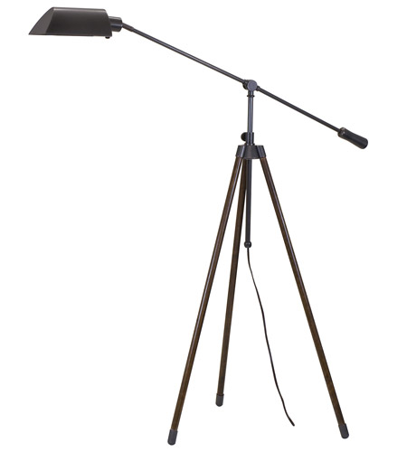 House of Troy Tripod 1 Light Floor Lamp in Oil Rubbed Bronze TR275-OB photo