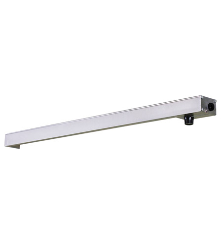 House of Troy Undercabinet 2 Light Cabinet Light in Brushed Aluminum UC13-32 photo