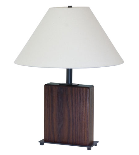 House of Troy VT Hardwood 1 Light Table Lamp in Oil Rubbed Bronze VH252A-OB photo