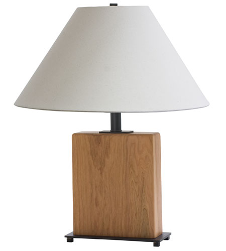House of Troy VT Hardwood 1 Light Table Lamp in Oil Rubbed Bronze VH252C-OB photo