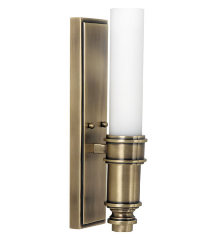 House of Troy Wall Sconce Antique Brass Swing Arm Lights/Wall Lamps WL602-AB photo