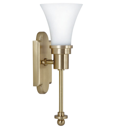House of Troy Wall Sconce Satin Brass Swing Arm Lights/Wall Lamps WL604-SB photo