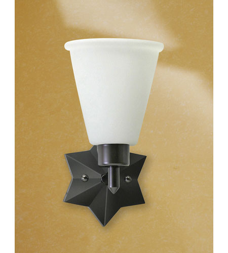 House of Troy Decorative Wall 1 Light Wall Lamp in Oil Rubbed Bronze WL651-OB photo