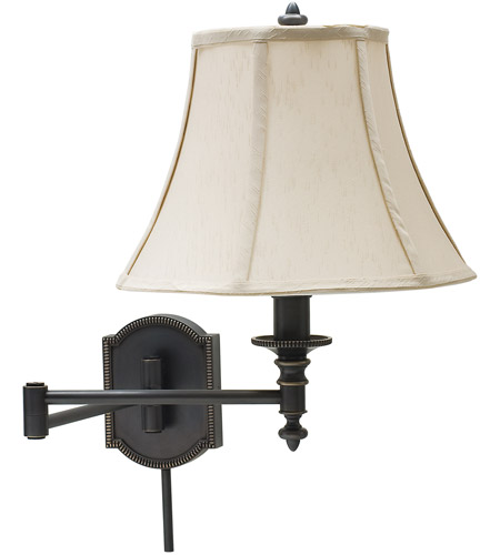 house of troy decorative wall swing 1 light wall swing arm. Black Bedroom Furniture Sets. Home Design Ideas