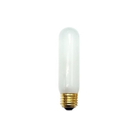 House of Troy 40T-10 Accessory Incandescent T10 Medium Base 40 watt 120V Bulb