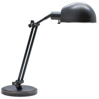 House of Troy Addison 1 Light Table Lamp in Oil Rubbed Bronze AD450-OB photo thumbnail