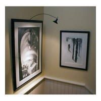 House of Troy AGLED-7 Advent 4 watt 3 inch Black Picture Light Wall Light