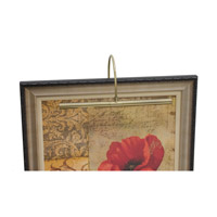 House of Troy Advent 2 Light Picture Light in Antique Brass APH16-71 photo thumbnail