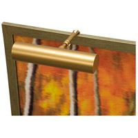 House of Troy Classic Contemporary 1 Light Picture Light in Gold C9-1 photo thumbnail