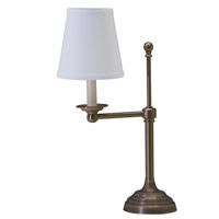House of Troy Coach 1 Light Table Lamp in Antique Brass CH879-AB photo thumbnail