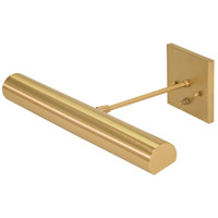 House of Troy DC16-51 Classic Contemporary 50 watt 16 inch Satin Brass Picture Light Wall Light