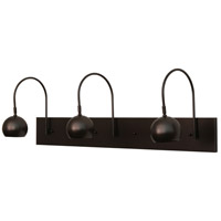 Halo 18.6 watt 36 inch Mahogany Bronze Picture Light Wall Light