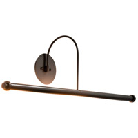 Slim-line 9 watt 30 inch Oil Rubbed Bronze Picture Light Wall Light