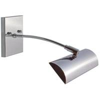 Zenith 4.5 watt 12 inch Chrome Picture Light Wall Light, Direct Wire