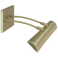 Zenith 9 watt 24 inch Satin Brass Picture Light Wall Light, Direct Wire